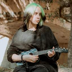 Fender Billie Eilish Signature Ukulele