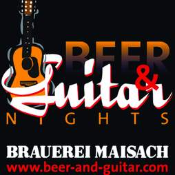 Beer & Guitar Acoustic Guitar Weekend