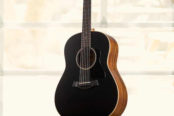 Taylor American Dream AD-17E Blacktop (Test)