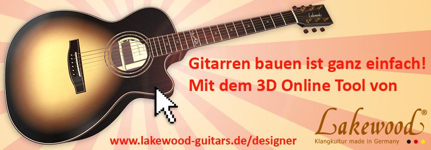 Lakewood Gitarre